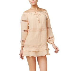 NWT Guess karena off the shoulder dress